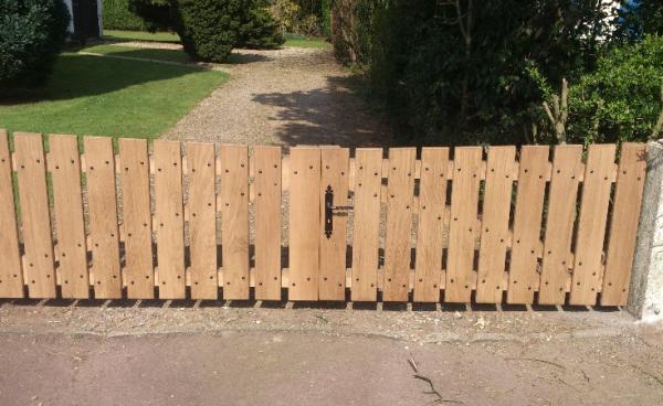 Création de portail sur mesure à Bourg Achard (27)
